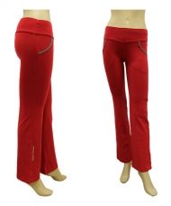 PANTALON BLACK CROWN BRASIL ROJO GRIS 121122102