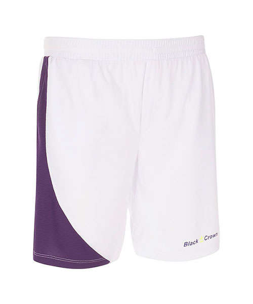 PANTALÓN BLACK BALL CROWN BLANCO MORADO