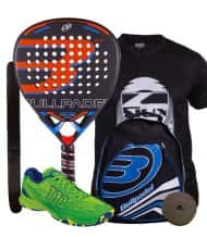 PACK BULLPADEL VERTEX 2016 Y ZAPATILLAS
