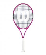 RAQUETA WILSON JUNIOR BURN 25 ROSA