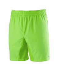 PANTALONES HEAD CLUB SHORT VERDE