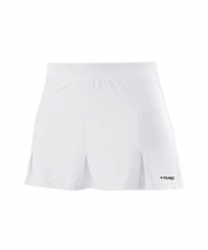 FALDA HEAD CLUB W SKORT (SHORT) BLANCO
