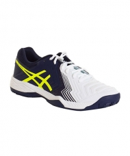 ASICS GEL GAME 6 CLAY MARINO BLANCO E706Y 0149