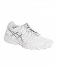 ASICS GEL RESOLUTION 7 CLAY BLANCO PLATA E702Y 0193