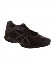 ASICS GEL SOLUTION SPEED 3 CLAY NEGRO E601N 9095