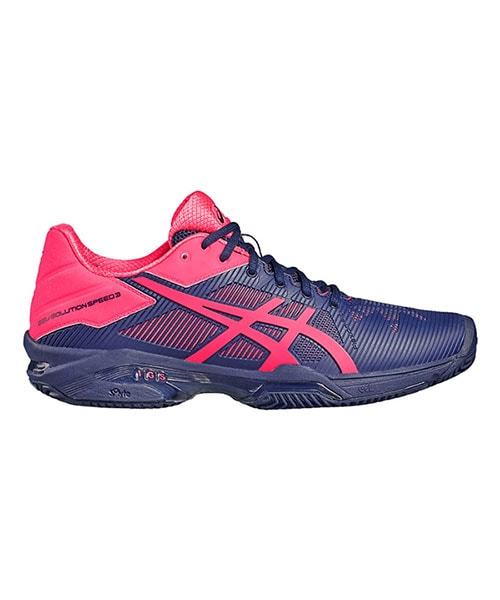 Asics Gel Solution Speed 3 Clay Marino Rosa E651n 4920