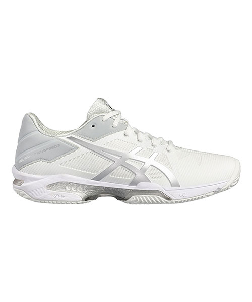ASICS GEL SOLUTION SPEED 3 CLAY BLANCO PLATA MUJER E651N 0193 c7795e1fe5252