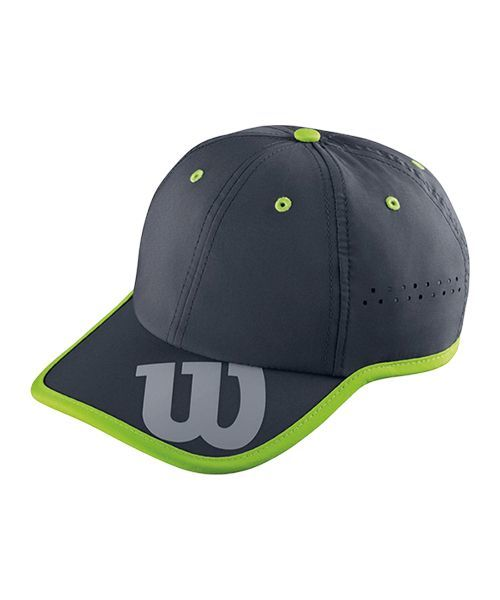 GORRA WILSON BASEBALL HAT COAL