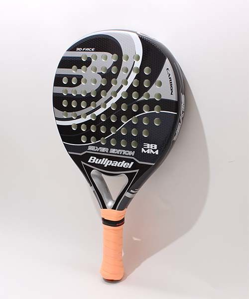 BULLPADEL SILVER EDITION T00107