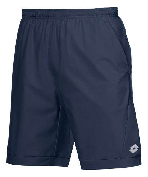 PANTALÓN LOTTO ACE SHORT AZUL