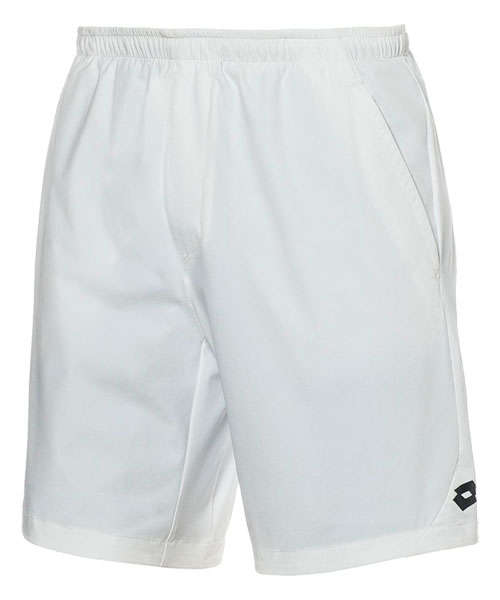 PANTALÓN LOTTO SHORT ACE BLANCO