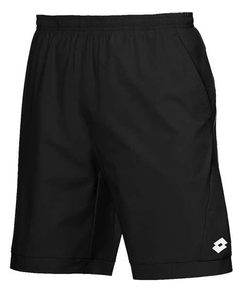 PANTALÓN LOTTO ACE SHORT NEGRO
