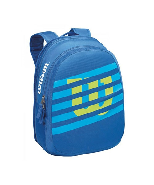 MOCHILA WILSON MATCH JUNIOR BACKPACK BLUE