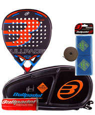 PACK BULLPADEL VERTEX 2016 Y PALETERO MAXI SANCHEZ