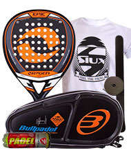 PACK ORYGEN EPIC Y PALETERO BULLPADEL