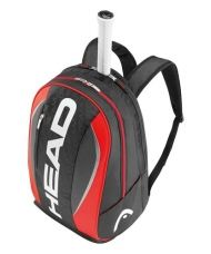 MOCHILA HEAD TOUR TEAM BACKPACK ROJA NEGRA 2016