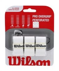 PRO OVERGRIP PERFORATED WILSON BLANCO X3