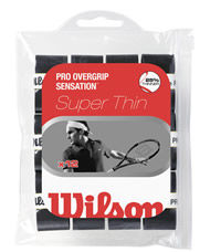 WILSON PRO OVERGRIP SENSATION SUPER THIN 12 UNIDADES
