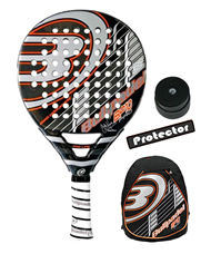 PACK BULLPADEL BP10 PRO