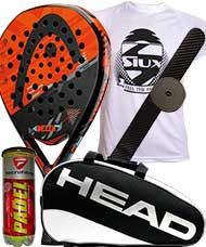 PACK HEAD GRAPHENE XT DELTA PRO Y PALETERO HEAD SUPERCOMBI