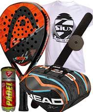 PACK HEAD GRAPHENE XT DELTA PRO WITH CB Y PALETERO HEAD BELA MONSTERCOMBI 2016