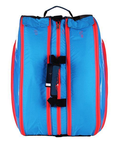 Naranja Paletero Padel Azul Asics Bag 1TKFJcl