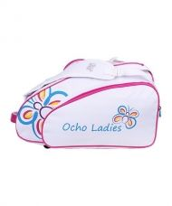 PALETERO OCHO PADEL LADIES BLANCO