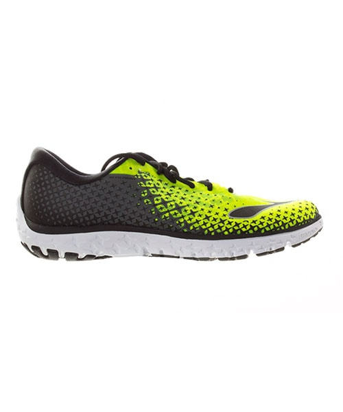 BROOKS PUREFLOW 5 AMARILLO GRIS