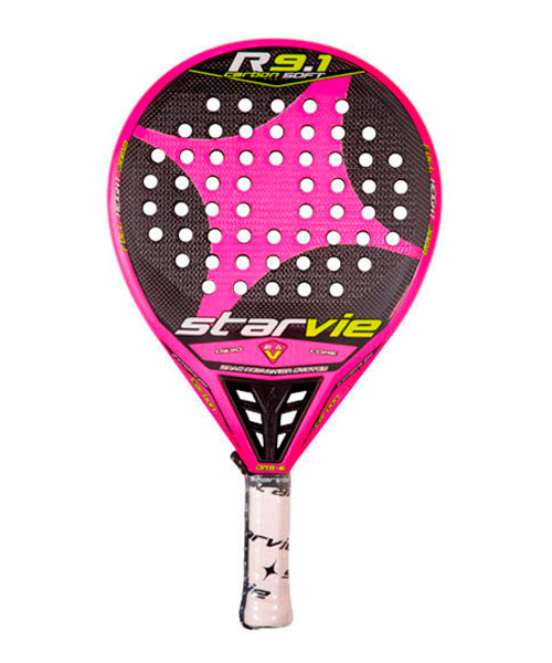 STAR VIE R9.1 DRS CARBON SOFT ROSA