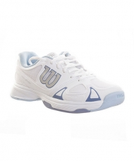 ZAPATILLAS WILSON RUSH EVO WOMAN BLANCA WRS322250