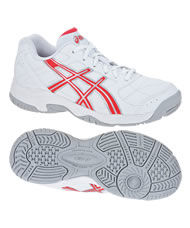 ASICS GEL ESTORIL COURT GS BLANCO ROSA C209Y 0121