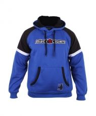 SUDADERA BLACK CROWN SNAKE AZUL
