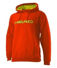 SUDADERA HEAD CLUB MEN BYRON NARANJA