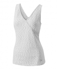 CAMISETA WILSON STRIATED WRAP BLANCA