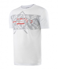 CAMISETA HEAD TRANSITION DUNDEE GRAPHIC T-SHIRT BLANCA