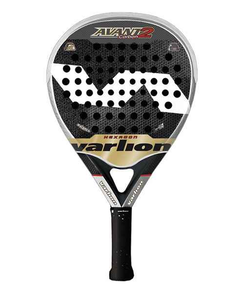 PALA DE PADEL VARLION AVANT CARBON HEXAGON 2