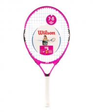 RAQUETA WILSON BURN PINK 23 JUNIOR
