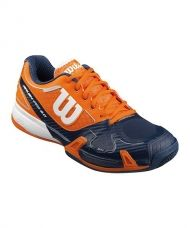 ZAPATILLAS WILSON RUSH PRO 2.0 CLAY COURT NARANJA