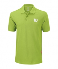 POLO WILSON CORE COTTON W VERDE PISTACHO