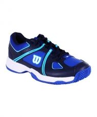 WILSON NVISION ENVY CLAY COURT AZUL NEGRO