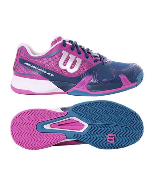 La nueva colección de Zapatillas de padel Wilson 2015