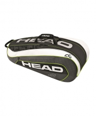 RAQUETERO HEAD DJOKOVIC 9R SUPERCOMBI BKWH