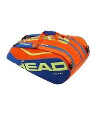 RAQUETERO HEAD TOUR TEAM 12R MONSTERCOMBI NARANJA AZUL