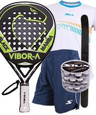PACK VIBORA BLACK MAMBA, CAMISETA Y SHORT SIUX