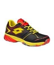 LOTTO VIPER ULTRA CLY NEGRO AMARILLO